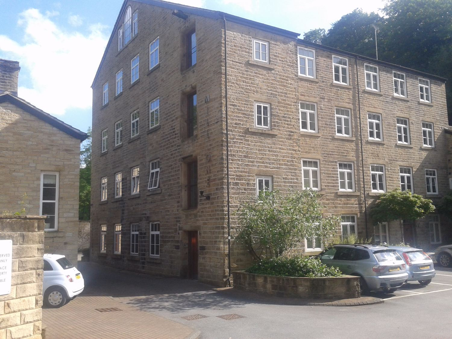 7 Wildspur Mills, New Mill