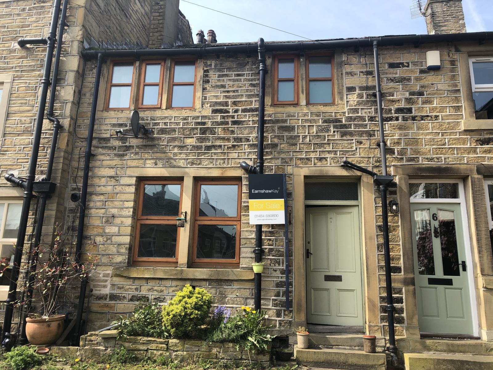 7 The Exchange, Honley HD9 6AY