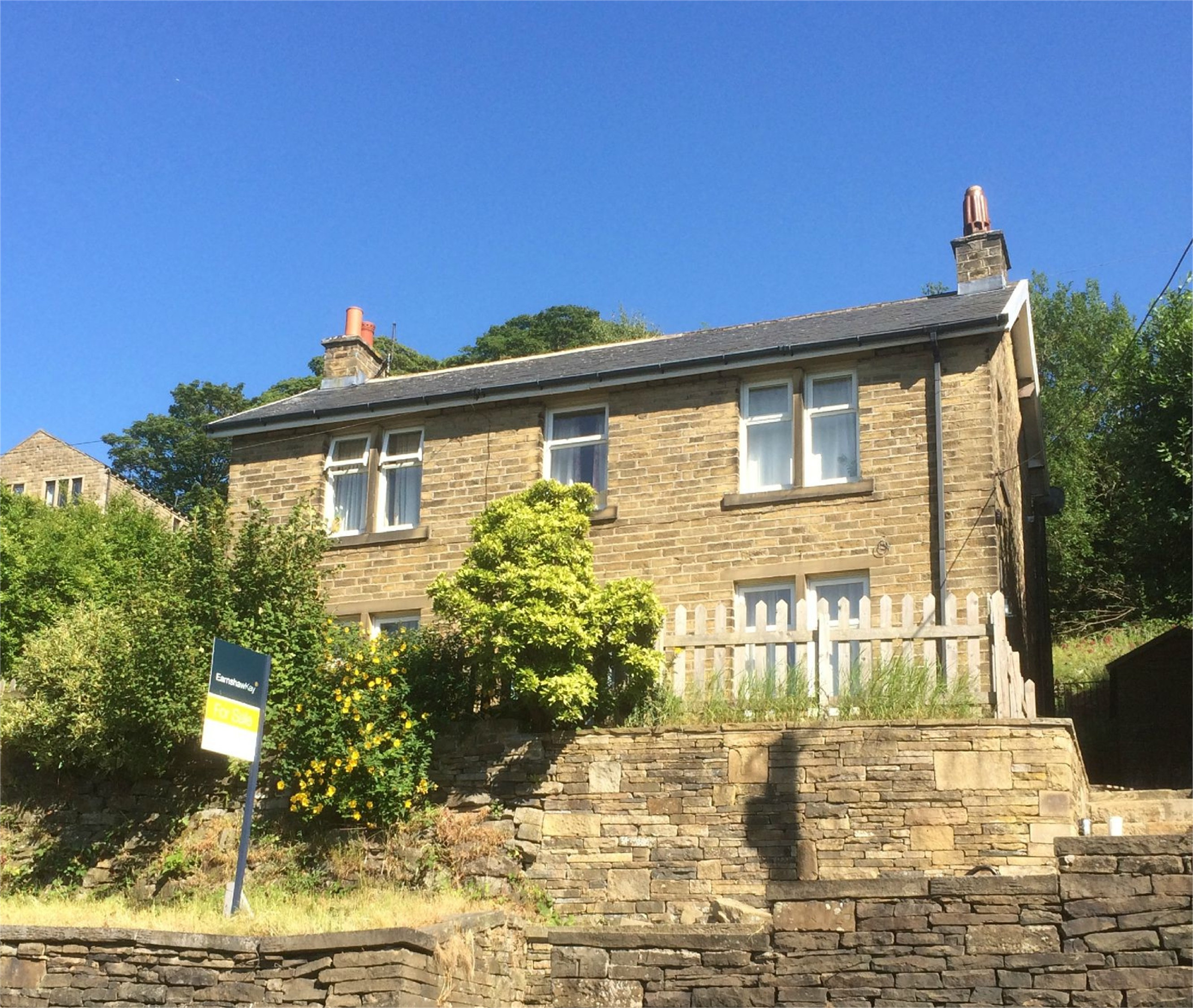 The Mount, 90 Station Road, Holmfirth,  HD9 1AE