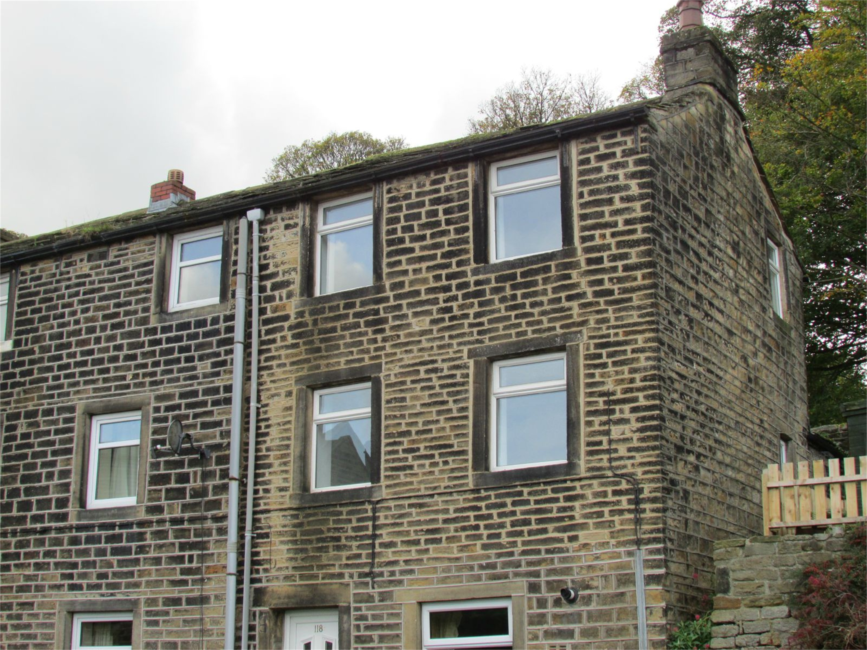 120 Lower Town End Road, Wooldale, Holmfirth, HD9 1QX