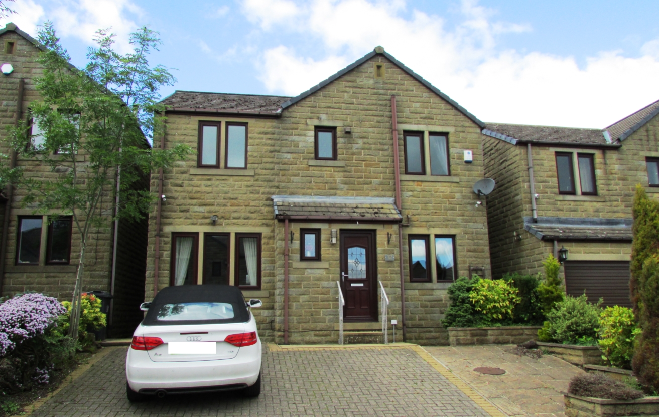 Bayfield Close, Hade Edge, Holmfirth, HD9