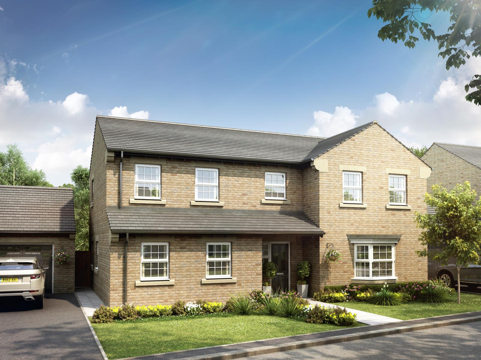 The Windsor (Plot 9), Vicarage Meadows, Holmfirth, HD9 1DZ