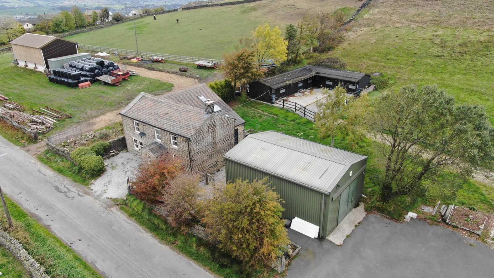 Ivy Cottage Cumberworth, Huddersfield, HD8 8YE