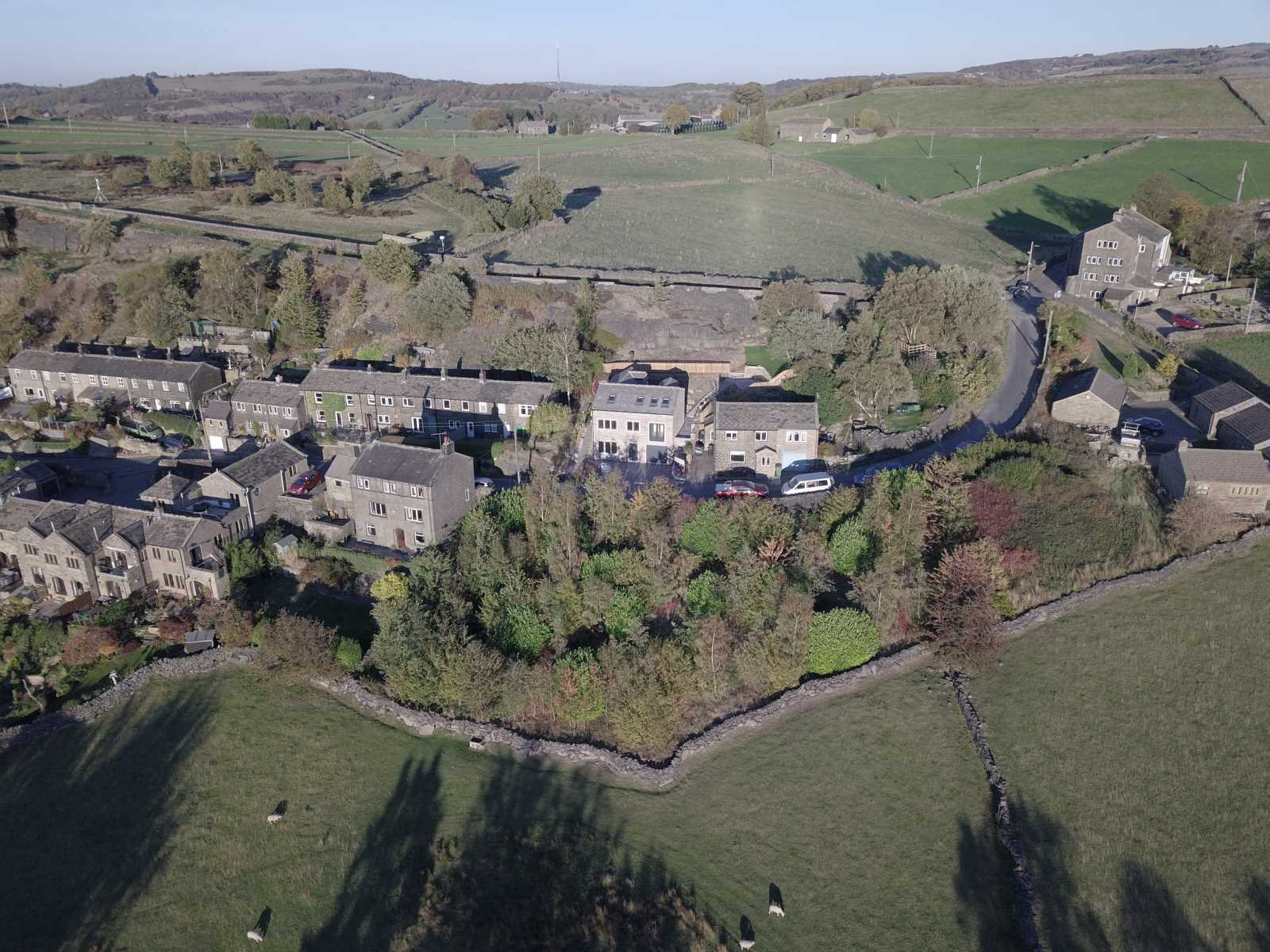 The Cliff, Cliff Road, Holmfirth, HD9 1UY