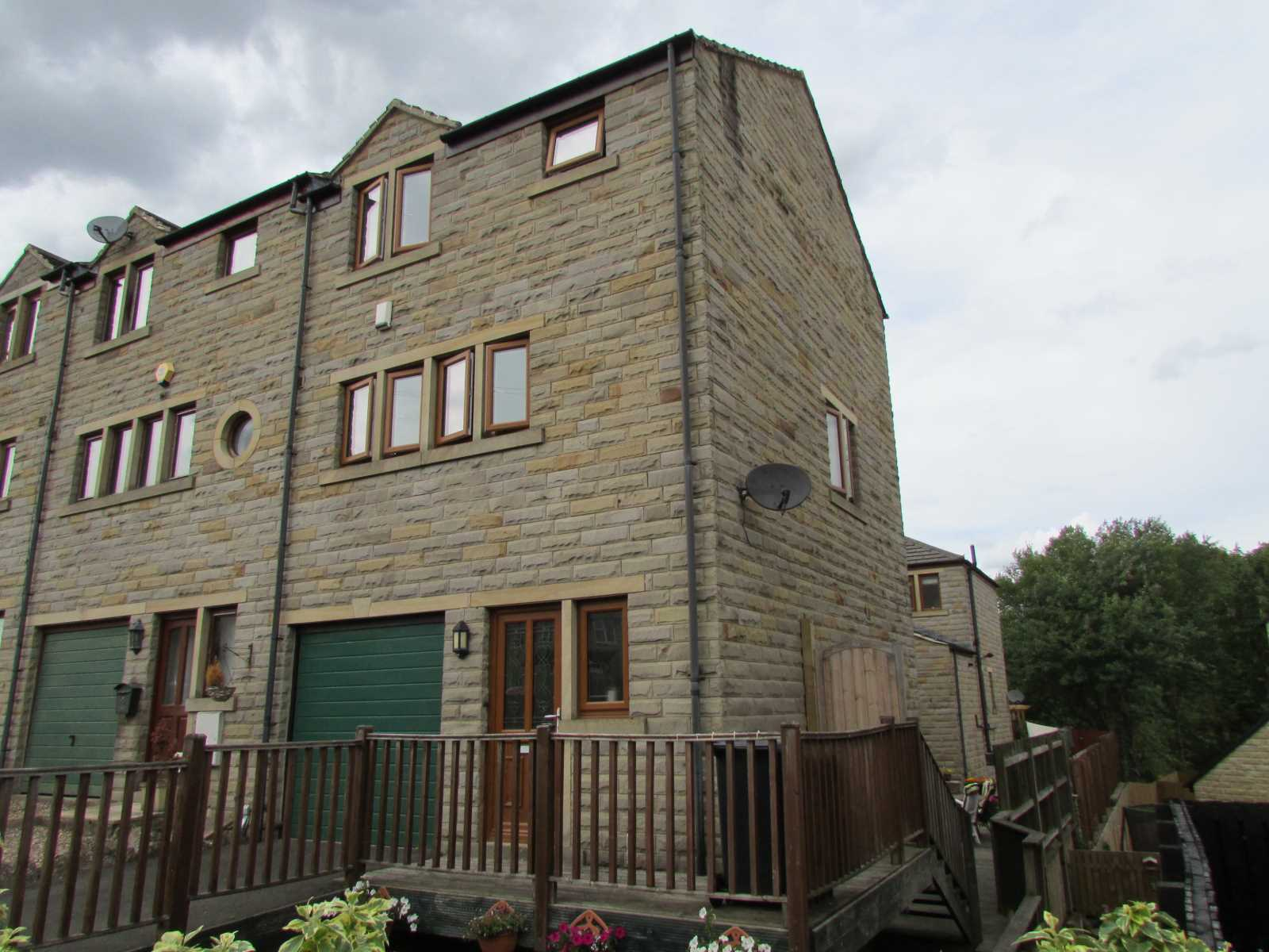 78 Mill Moor Road Meltham, Holmfirth, HD9 5LW