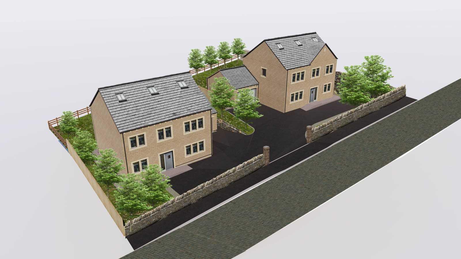 Plot 1, Dodlee Lane, Longwood, Huddersfield HD3 4TZ