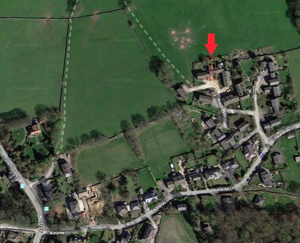 49 Butterley Lane, New Mill, Holmfirth, HD9 7EZ