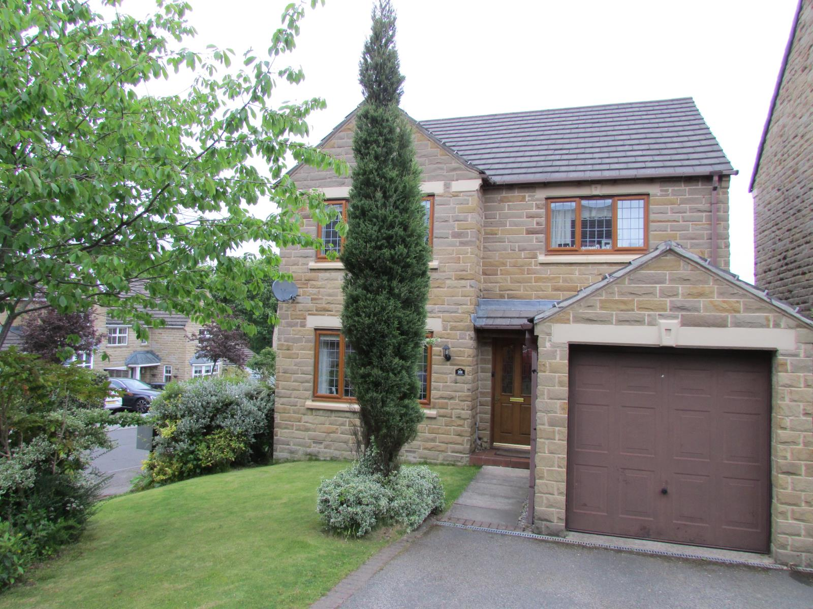 201 Hawthorne Way, Shelley, Huddersfield, HD8 8PZ