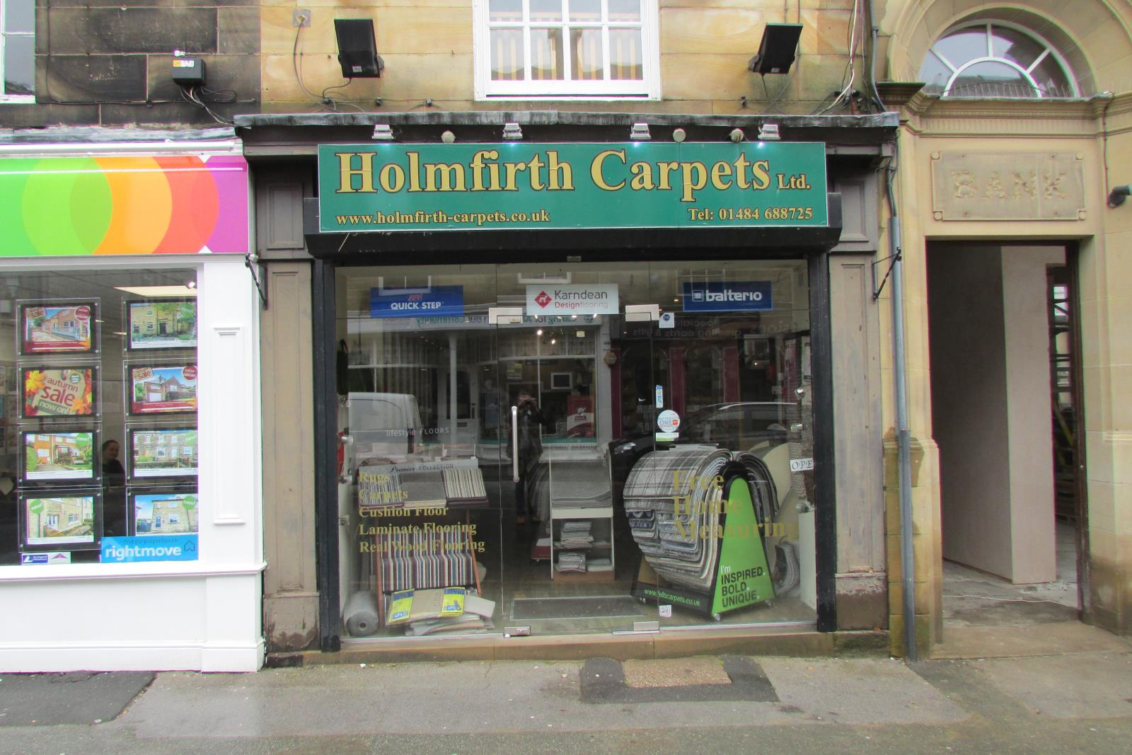 32 Victoria Street, Holmfirth, West Yorkshire HD9 7DE